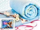 Одеяло Lonax Blu Ocean зимнее
